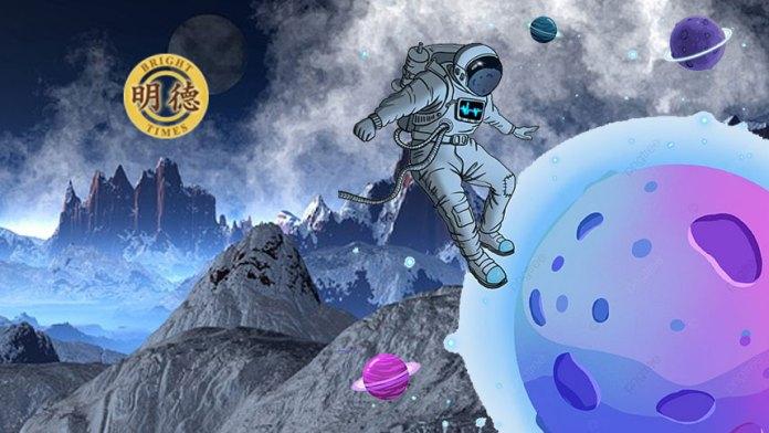 绕着月球走一圈需要多长时间?(明德合成)