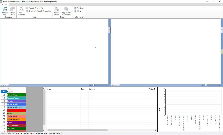 Spreadsheet Compare ——表格比對神器 - 簡書
