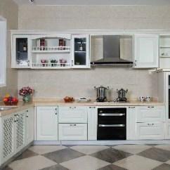 Kitchen Cabints Craigslist Used Cabinets 欧景乐不锈钢厨柜定制 懂生活 更懂你 简书 市场上的成品橱柜大多按照一般人的身高标准来制作 无法顾及到个人的特殊情况 简单的几个功能分区已经无法满足我们对厨房收纳日益增高的需求 不合理的工作区就会导致