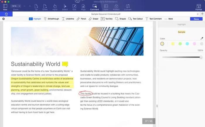 PDFelement 6 Pro for Mac(專業PDF編輯工具) 中文破解版 - IT閱讀