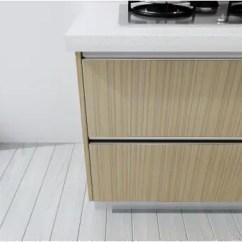 Majestic Kitchen Cabinets Knife Sharpeners 柏厨0 618系列 体验最合理的空间感 简书 门板贴面 是厨柜的门面 更是给人的第一印象 仿木条纹的时尚纹理 就是0 618的魅力所在 告别传统的实木纹理 更打破烤漆