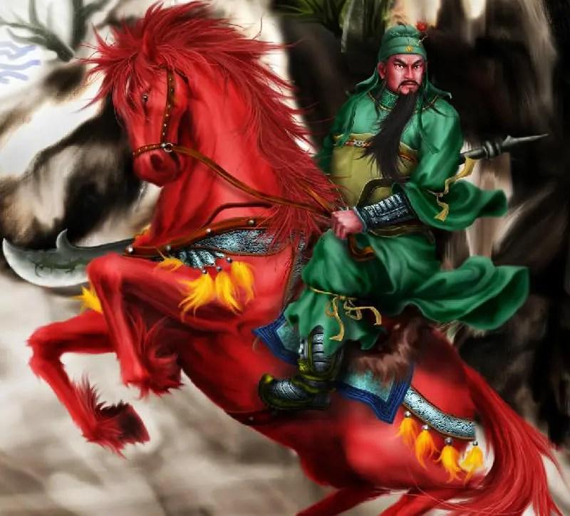 千里名駒也要跟對主人,毛宗崗評赤兔馬隨關公一起成神的緣由 - 簡書
