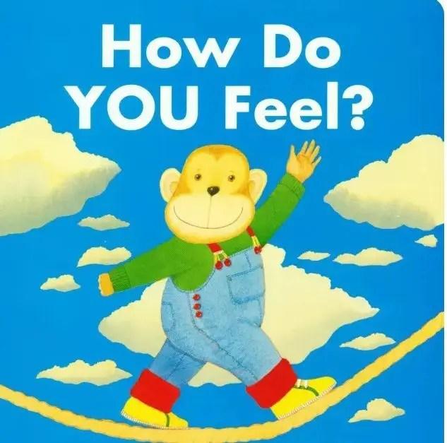 麥豆悅讀英文繪本講師訓練營【第15】期---9/21--繪本賞析--《How Do You Feel》 - 簡書