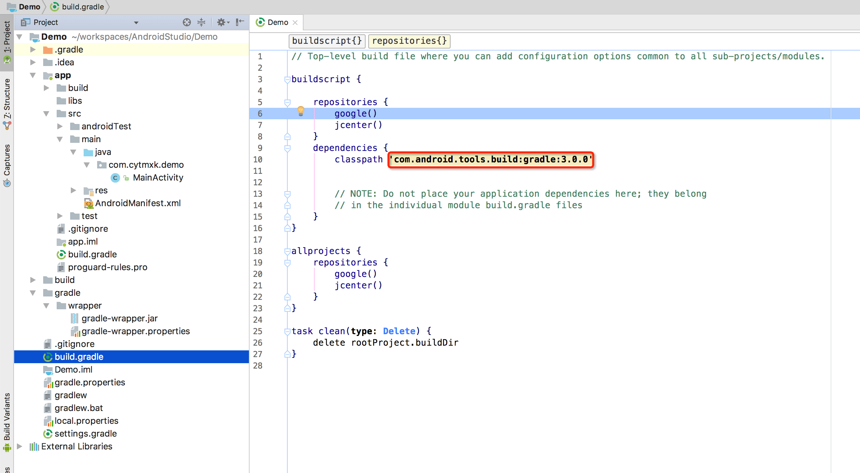Gradle系列二 -- 源碼分析 1 源碼下載 2 com.android.application插件apply流程源碼解析 - 臺部落