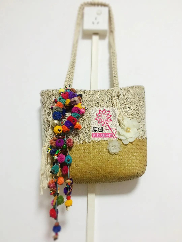 你能想象到用這個東西也能做包包么?---花姐姐手作原創 - 簡書