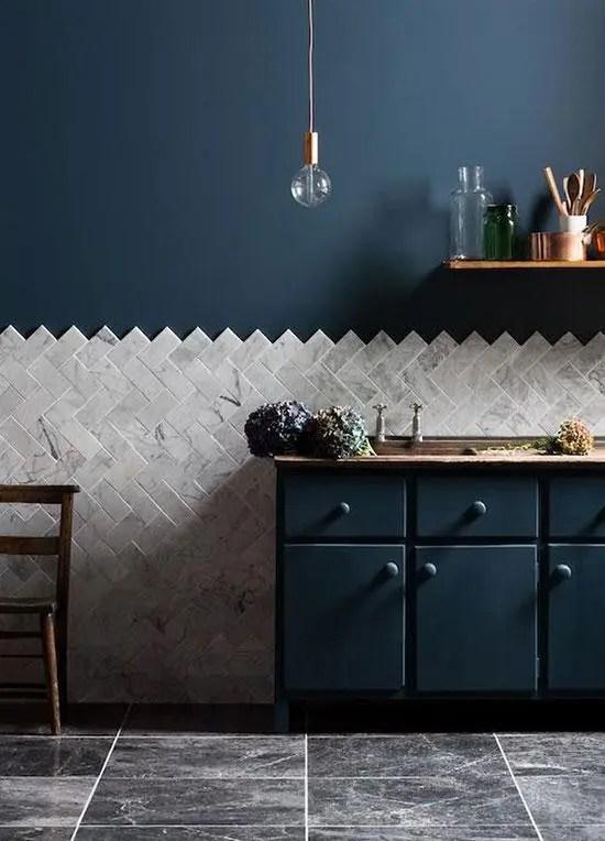 rustic kitchen clock nightmare before christmas 高冷黑 厨房你值得拥有 简书 一直觉得厨房最好装成浅色系的 这样会比较清爽明亮一些 偶然看到一些深色系的厨房效果图 突然发现原来深色也可以这么美 不过色彩这件事看的还是个人喜好 有的人就是