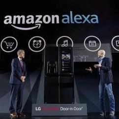 Amazon Kitchen Table Prep Sink 从ces 2017 看厨房智能的创新 简书 某种角度 Alexa是像微信一样 拖动成千上万个公众号的超级app