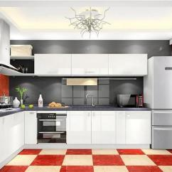 Mosaic Backsplash Kitchen Home Depot Faucets Delta 灵感 18个惊人华丽的马赛克厨房后挡板设计 简书 小厨房装什么颜色的橱柜好看 白色橱柜 亮片马赛克