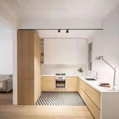 Small Kitchen Plans Baby Pink Appliances 厨房细节规划的好 让烹饪变得更加的得心应手 简书 但是国外厨房相比国内的厨房很多都面临着面积小 东西多 油烟重等问题 所以在装修前就要将厨房柜布局规划和高度计划好 小编今天就带大家看看几种常见的布局 大家可