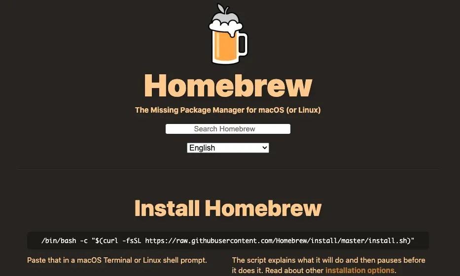 Mac homebrew 簡單使用(jdk&maven安裝示例) - 簡書