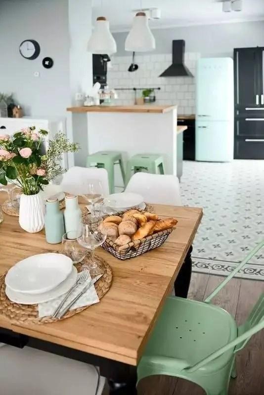 kitchen ranges inventory app 缤纷厨房系列 打造16个复古厨房 简书 你可以利用厨房里一面干净的白墙 展示你所有的复古小物收藏 像是把这些配件和道具挂起来 这些艺术品甚至可以成为决定厨房配色的基础