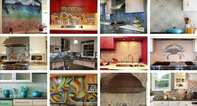 kitchen backslash custom island for sale 灵感 18个惊人华丽的马赛克厨房后挡板设计 简书 5543072 fe3154ce8137ff31 imagemogr2 auto orient strip imageview2 2 w 640 format webp
