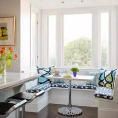 Corner Booth Seating Kitchen Black Knobs 24款最流行的卡座餐厅设计 简书 窗边的角落放一把椅子的话 很浪费空间 U字型卡座可以满足3 4个一起聊天喝茶 既节省空间又美观