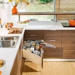 Kitchen Pots And Pans Cabinets Raleigh Nc 厨房收纳 锅碗瓢盆好去处 简书 橱柜的转角处都有一个l形区域 这个部分由于死角的限制经常会利用不够充分 没办法做成放置碗碟的部分 而实际上只要将l形空间连于一体 加入拉篮设计 也能充分利用起