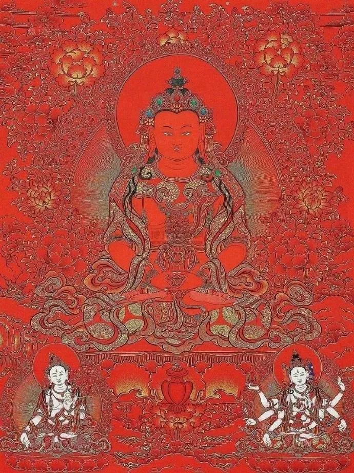 藏傳佛教常用咒語 - 簡書