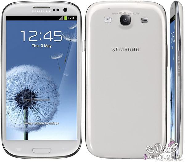 جالكسي اس 3 صور ومواصفات وسعر جوال Samsung Galaxy S3 الجديد