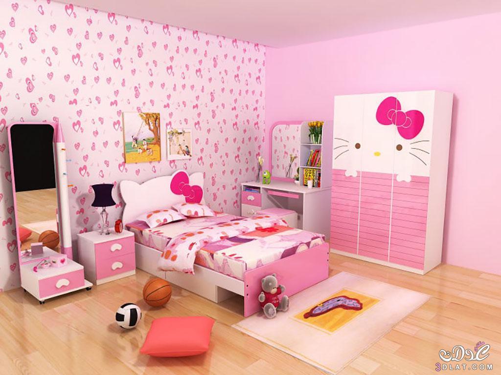 غرف نوم اطفال بنات 2020 ديكورات غرف نوم اطفال 2020 غرف