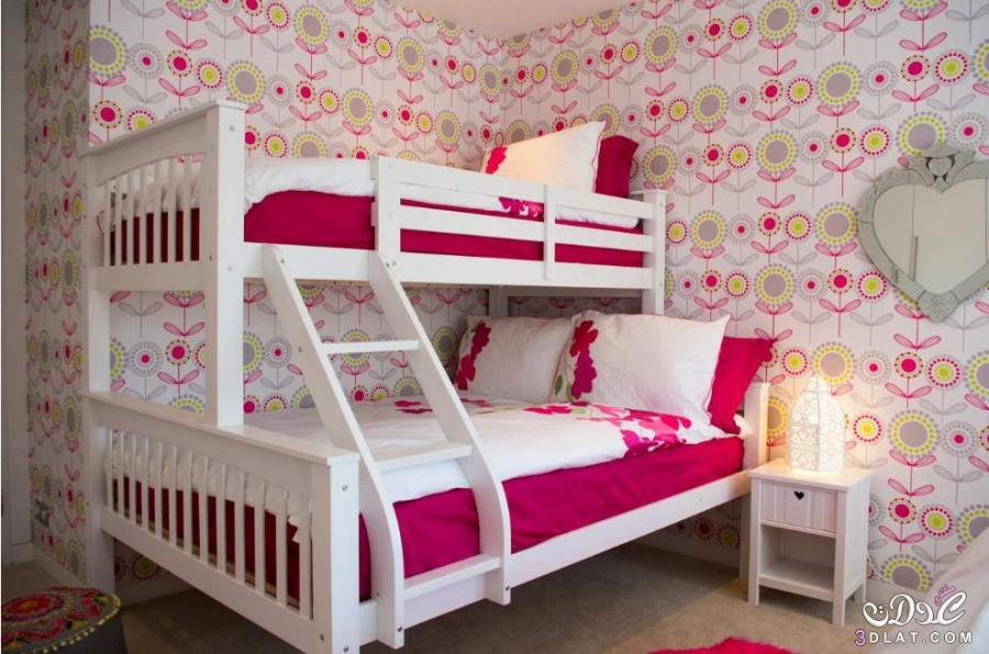 غرف نوم اطفال عصرية 2020 سراير دورين شيك غرف نوم اطفال