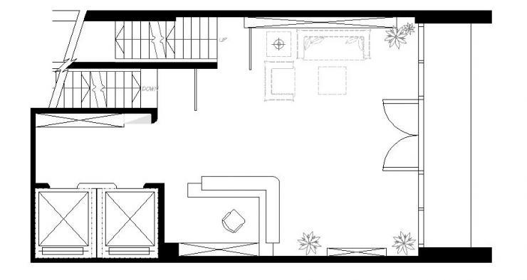 森斯空間設計(三十六):25坪大樓社區大廳設計案-設計作品-租屋討論區-591房屋交易網討論區