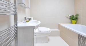 tandas bersih