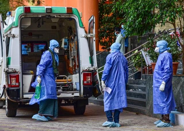 petugas perubatan