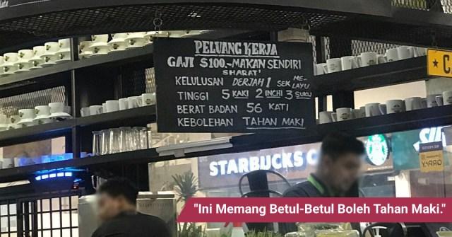 pekerja restoran