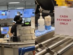 transaksi tanpa tunai tergendala