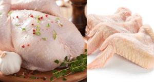 Cara mudah kenali kesegaran ayam.
