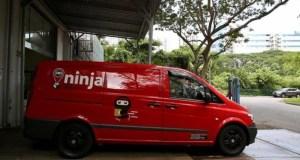 ninja van singapura