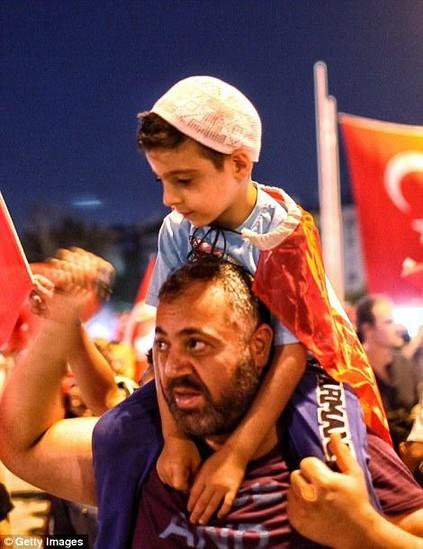 """İstanbul hayqırdı: """"Can Azərbaycan, bizimləsən!"""" - FOTOLAR"""