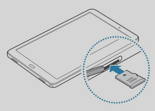 Samsung SM-P580 is the new tablet by Samsung with