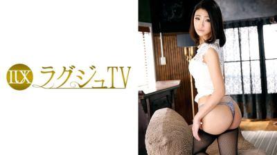 LUXU-641 ラグジュTV 668 前田由美 26歳 ファッションデザイナー