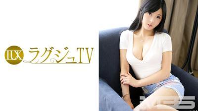 259LUXU-355 ラグジュTV 347 麻生由香子 30歳 某企業広報部
