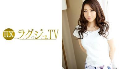 259LUXU-127 ラグジュTV 123 二宮あかり 36歳 歌手