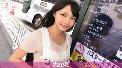 200GANA-1148 バスターミナルナンパ 13 チームH こころ 20歳 女子大生