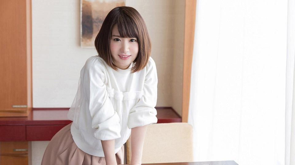 S-Cute 511_mari_01 Mari #1 パイパン美女と囁き感じ合うエッチ
