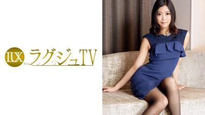 259LUXU-537 ラグジュTV 533 松岡京香 27歳 翻訳家