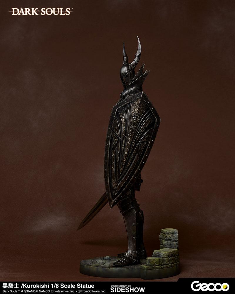 Gecco 1/6 黑暗靈魂 黑騎士 亞斯特拉的騎士 人偶 雕像 - 模型格納庫 HOBBY GARAGE   購買鋼彈模型 玩具公仔景品的 ...
