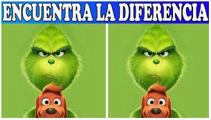 O7RGyh% - Encuentre usted la diferencia...