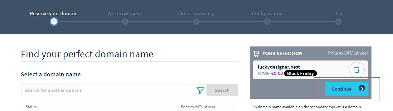 正值黑五优惠.best域名免费用一年