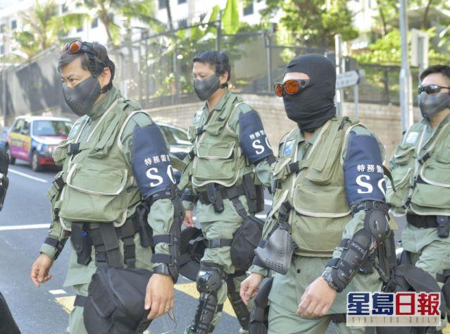 消防新工會反對加入特務警察 處方發內部信批大放厥詞 - 吹水臺 - 香港高登討論區