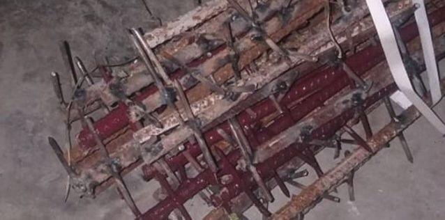 [飛曬釘] 解放軍「狼牙棒」曝光!生鏽鋼筋焊鐵釘狠殺印度軍人 - 時事臺 - 香港高登討論區