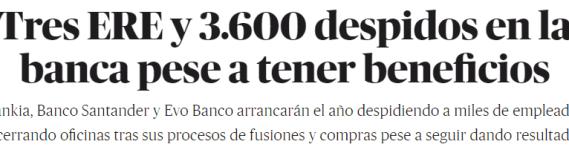 R8G3fy% - ¿Aluvión de despidos en la gran banca española?