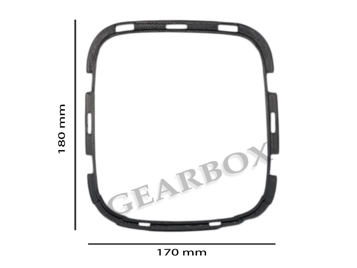 For Nissan Pathfinder R51 05 09 Gear Shift Gaiter