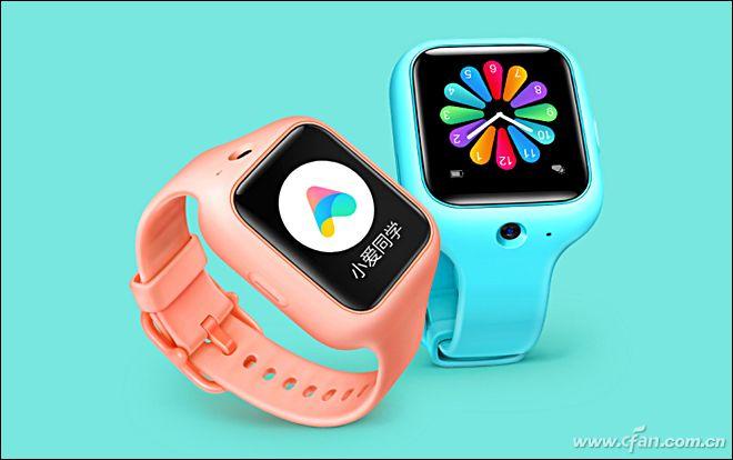 小愛同學附體!4G版小米米兔兒童電話手表3評測_產品_電腦愛好者