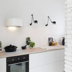 Kitchen Wall Lights Moen Faucets 现代厨房壁灯效果图 现代厨房壁灯图片 现代厨房壁灯装修效果图 点点美家 297