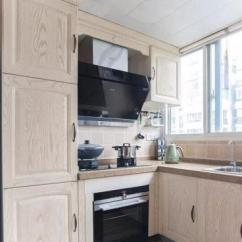 Kitchen Carpet Rustic Sinks 厨房地毯效果图 厨房地毯图片 厨房地毯装修效果图 点点美家 厨房地毯