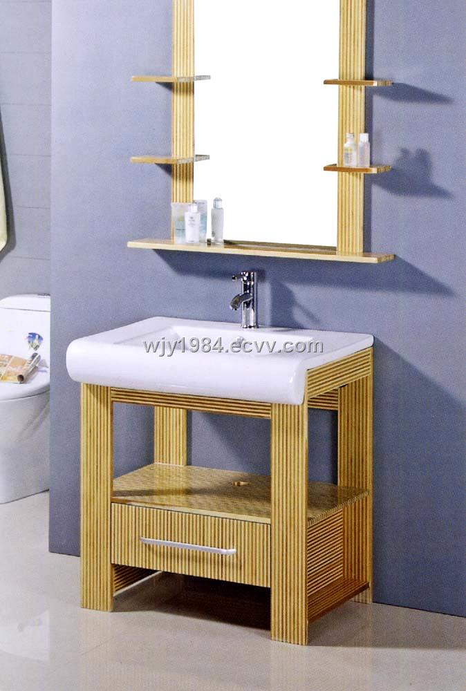 Bamboo Bathroom Furniture from China Manufacturer