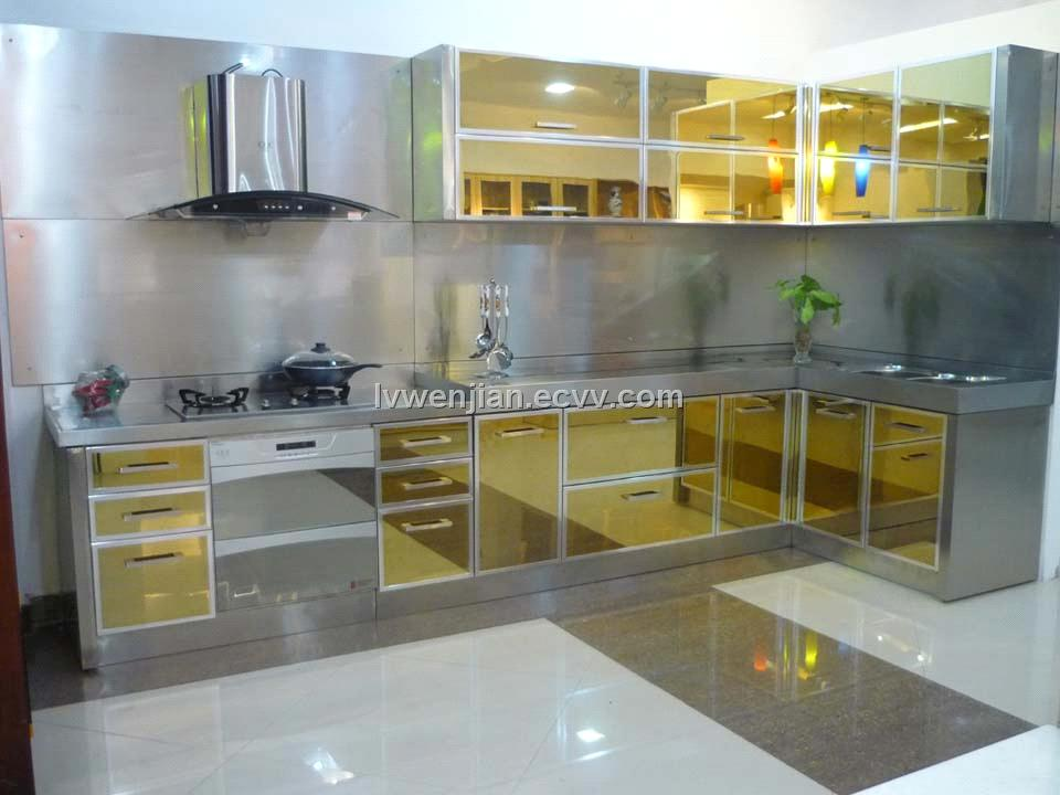 Stainless Steel Kitchen Cabinet Purchasing Souring Agent ECVV Com