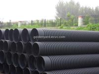 HDPE Double Wall Corrugated Pipe for Sewage Drainage ...